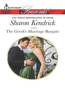 The Greek's Marriage Bargain