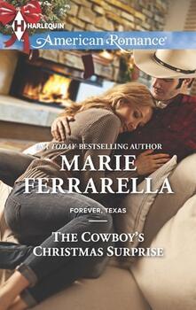 The Cowboy's Christmas Surprise