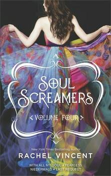 Soul Screamers, Volume Four