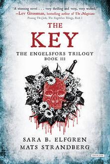 The Key - Sara B Elfgren,Mats Strandberg - cover