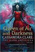 Libro in inglese Queen of Air and Darkness Cassandra Clare