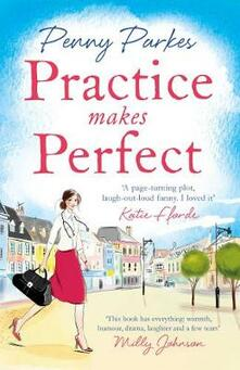 Practice Makes Perfect - Penny Parkes - cover