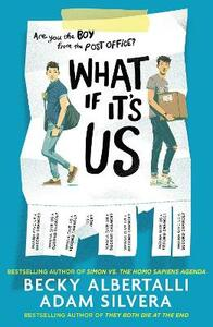 What If It's Us - Adam Silvera,Becky Albertalli - cover