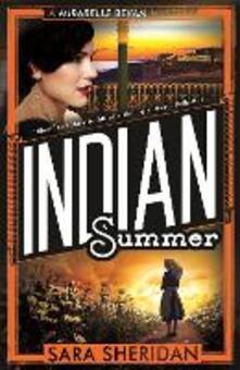 Indian Summer - Sara Sheridan - cover