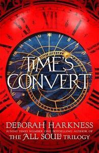 Time's Convert - Deborah Harkness - cover