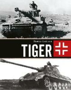 Tiger - Thomas Anderson - cover