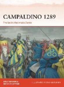Campaldino 1289: The battle that made Dante - Kelly DeVries,Niccolo Capponi - cover