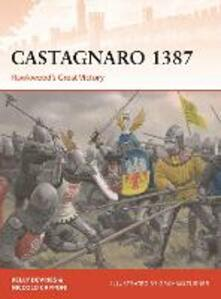 Castagnaro 1387: Hawkwood's Great Victory - Kelly DeVries,Niccolo Capponi - cover