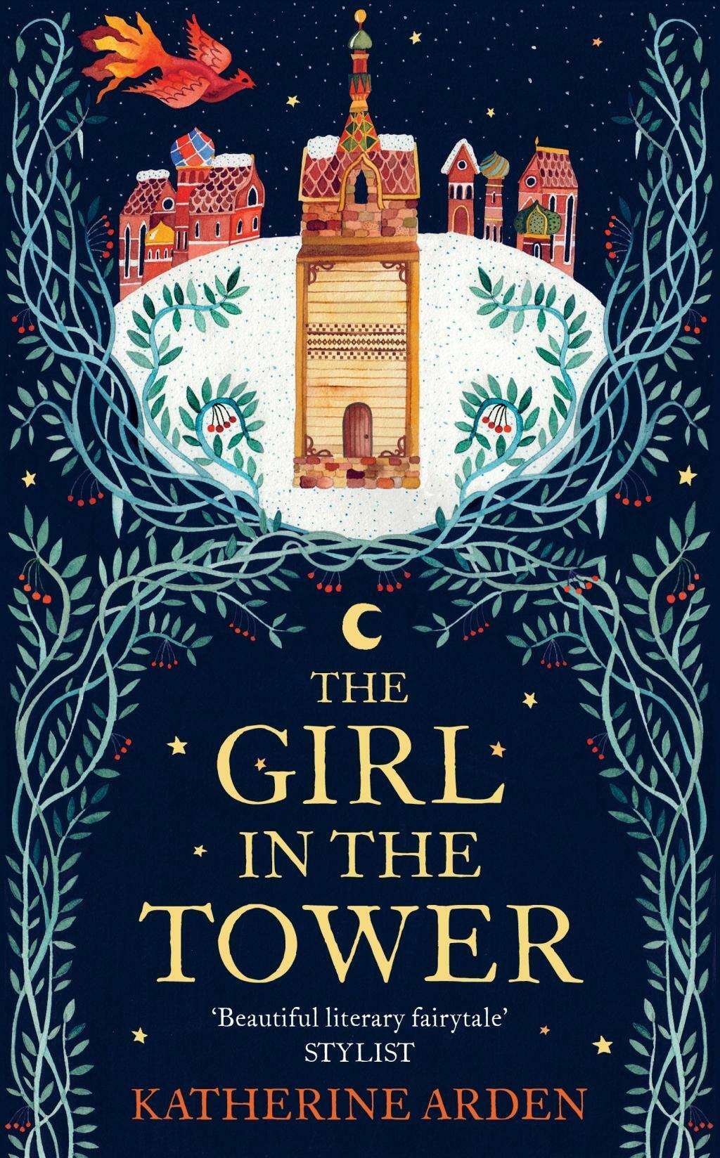 Image result for girl in the tower by katherine arden
