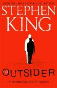 The Outsider - Stephen King - cover