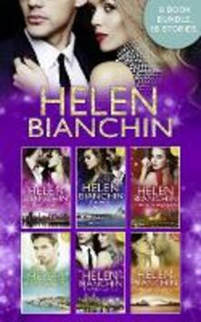 Helen Bianchin Collection (Mills & Boon e-Book Collections)