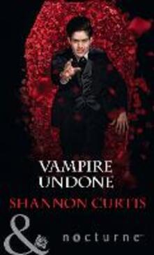 Vampire Undone