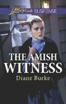 Amish Witness (Mills & Boon Love Inspired Suspense)