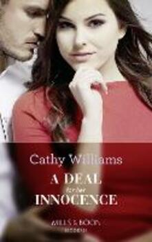 Deal For Her Innocence (Mills & Boon Modern)