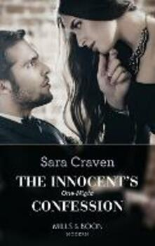 Innocent's One-Night Confession (Mills & Boon Modern)