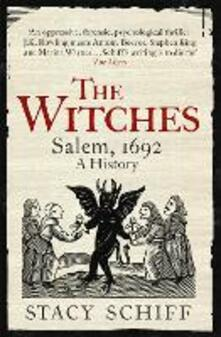 The Witches: Salem, 1692 - Stacy Schiff - cover