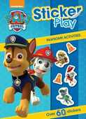 Libro in inglese Nickelodeon PAW Patrol Sticker Play Pawsome Activities Parragon Books Ltd