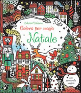 Libro Natale. Ediz. illustrata Fiona Watt , Erica Harrison