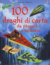 100 draghi di carta da piegare e lanciare