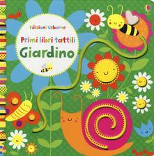 Rallydeicolliscaligeri.it Giardino. Primi libri tattili. Ediz. illustrata Image