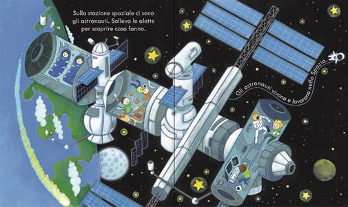 Nello spazio. Libri cucù - Anna Milbourne,Simona Dimitri - 2