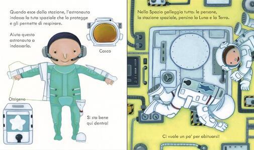 Nello spazio. Libri cucù - Anna Milbourne,Simona Dimitri - 3