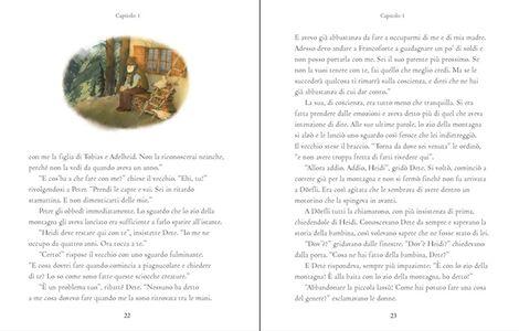 Libro Heidi. Ediz. illustrata Johanna Spyri , Elena Selivanova 2