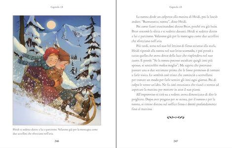 Libro Heidi. Ediz. illustrata Johanna Spyri , Elena Selivanova 3