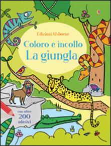 Ristorantezintonio.it La giungla. Con adesivi Image