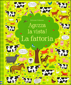 Libro La fattoria. Aguzza la vista! Kirsteen Robson , Lucas Gareth