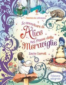Libro Le avventure di Alice nel paese delle meraviglie Lewis Carroll , Fran Parreno