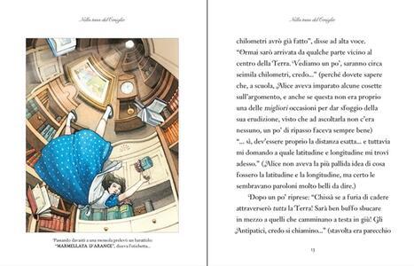 Le avventure di Alice nel paese delle meraviglie - Lewis Carroll,Fran Parreno - 2