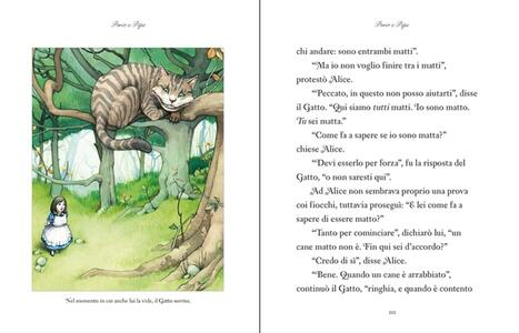 Le avventure di Alice nel paese delle meraviglie - Lewis Carroll,Fran Parreno - 3