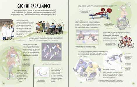 Libro I giochi olimpici. Con adesivi Susan Meredith , Galia Bernstein 3