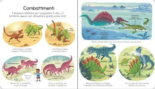 Libro Il mondo dei dinosauri. Ediz. illustrata Alex Frith , Lee Cosgrove 1