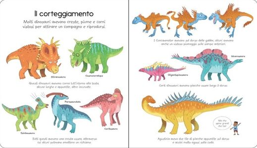 Libro Il mondo dei dinosauri. Ediz. illustrata Alex Frith , Lee Cosgrove 2