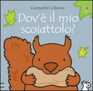 Libro Dove'è il mio scoiattolo? Fiona Watt , Rachel Wells 0