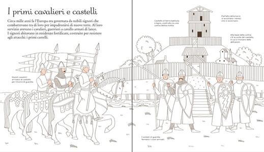 Cavalieri e castelli - Abigail Wheatley,Sophie Crichton - 2