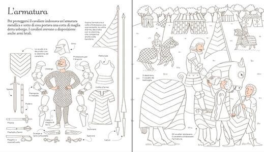 Cavalieri e castelli - Abigail Wheatley,Sophie Crichton - 3