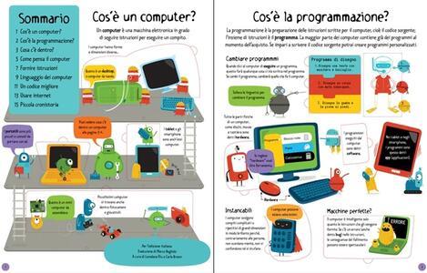 Computer e programmazione. Ediz. illustrata - Rosie Dickins,Shaw Nielsen - 2