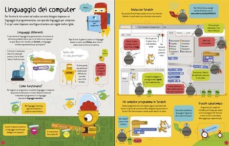 Computer e programmazione. Ediz. illustrata - Rosie Dickins,Shaw Nielsen - 3