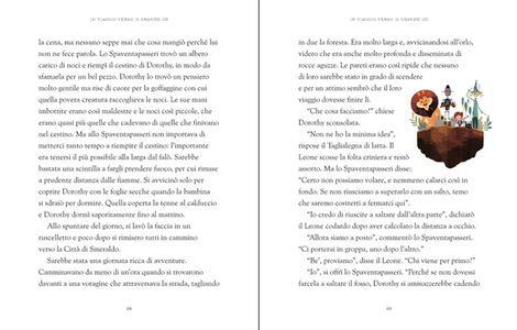 Libro Il meraviglioso mago di Oz L. Frank Baum , Lorena Alvarez 2
