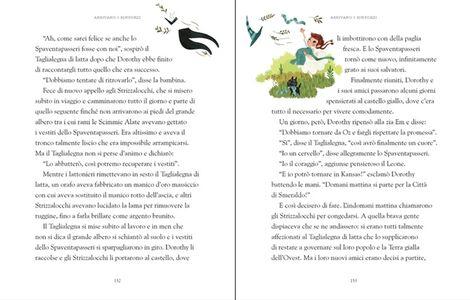 Libro Il meraviglioso mago di Oz L. Frank Baum , Lorena Alvarez 3
