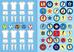 Libro 1000 adesivi sul calcio Fiona Watt , Mattia Cerato 2