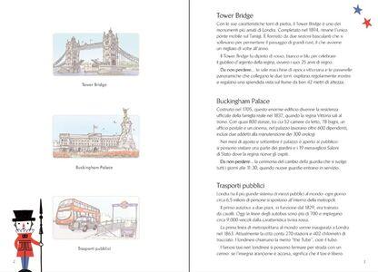 Libro Alla scoperta di Londra. Con adesivi Rob Lloyd Jones , Carlo Stanga 1