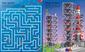Libro Labirinti spaziali. I grandi libri dei labirinti. Ediz. illustrata  1
