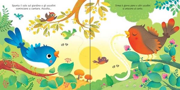 Libro Il giardino. Libri tattili sonori Sam Taplin , Federica Iossa 1
