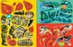 Libro Dinosauri. Costruisco con gli adesivi. Ediz. illustrata Simon Tudhope , Franco Tempesta 3