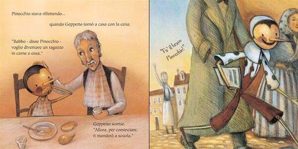 Pinocchio e altri racconti. Storie per i più piccini - 3