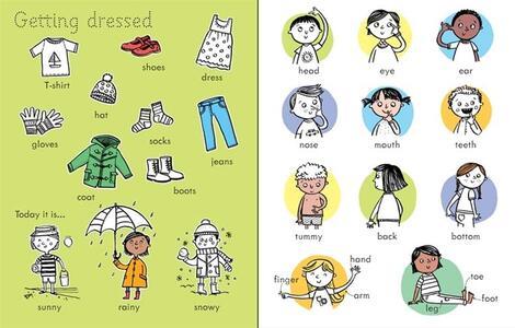 Inglese facile. Con adesivi. Ediz. illustrata - Kirsteen Robson,Candice Whatmore - 2